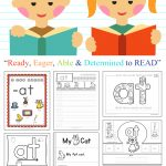 Word Family Printables   Kindergarten Mom   Free Printable Word Family Worksheets For Kindergarten