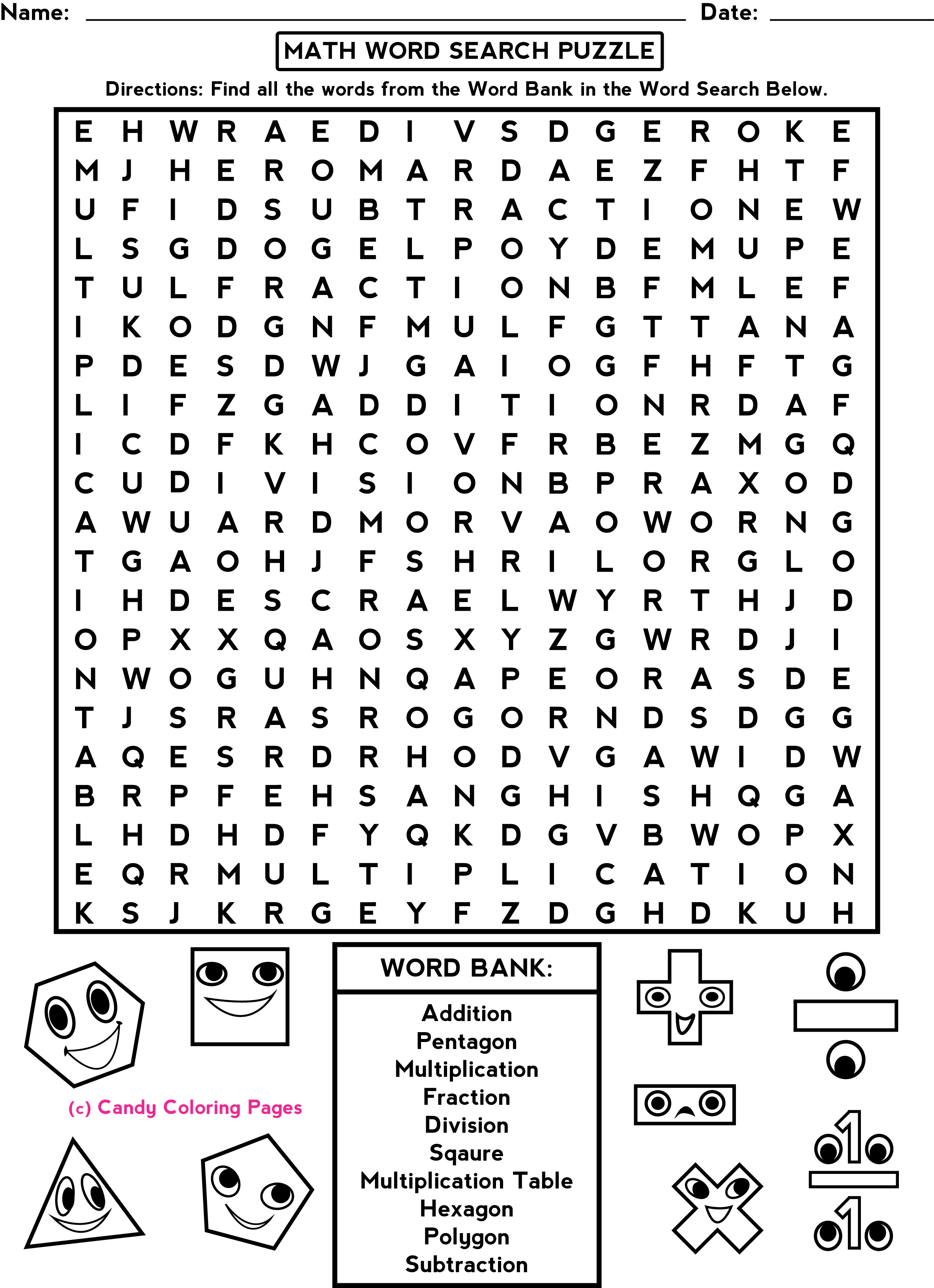 Word Searches Such As This One Will Help The Students Get More - 2Nd Grade Word Search Free Printable