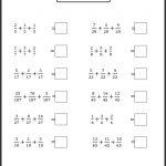 Worksheet : Free Printable Toddler Activities Worksheets English For   Free Printable Fraction Worksheets Ks2