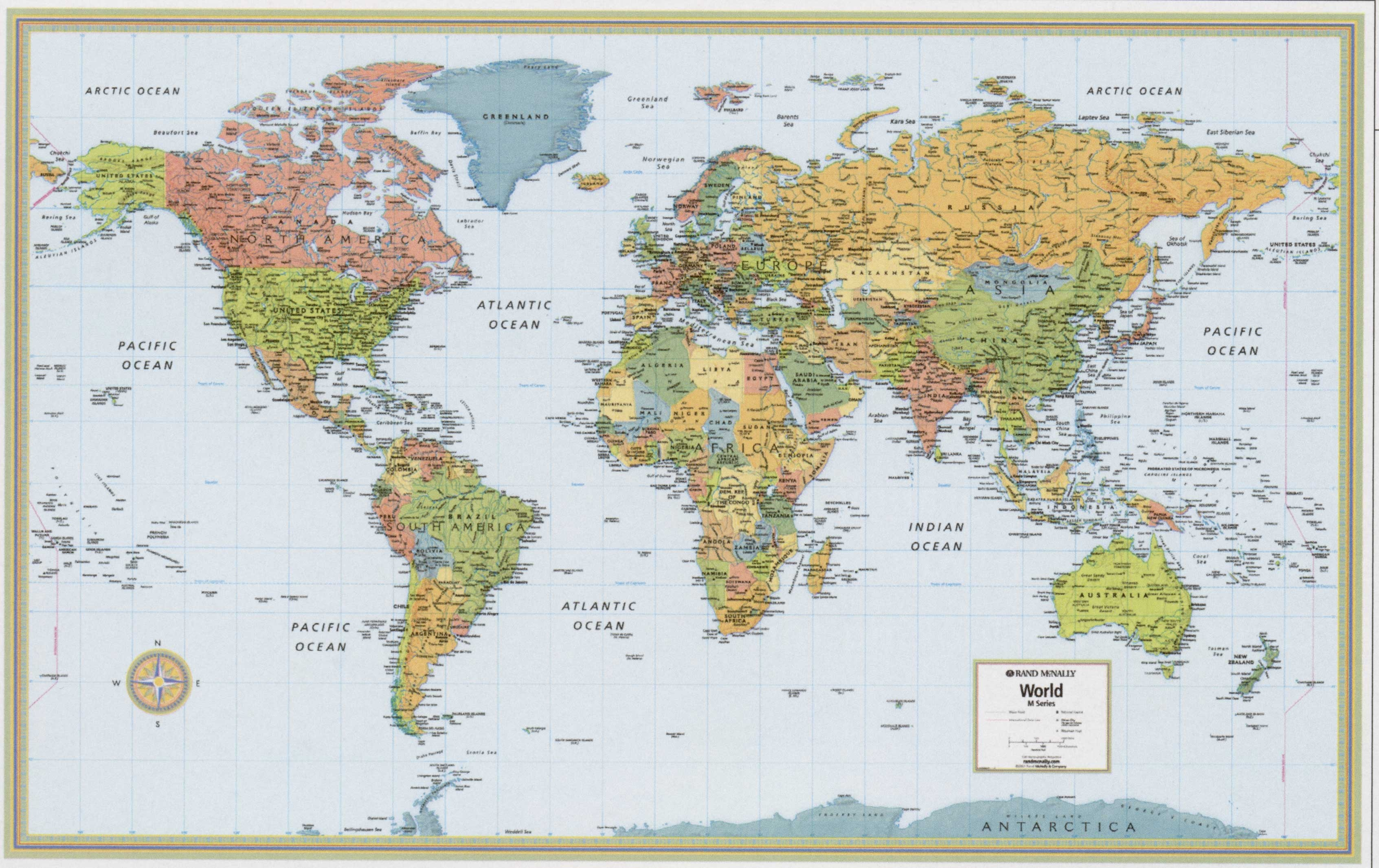 World Maps Free - World Maps - Map Pictures - Free Printable Maps