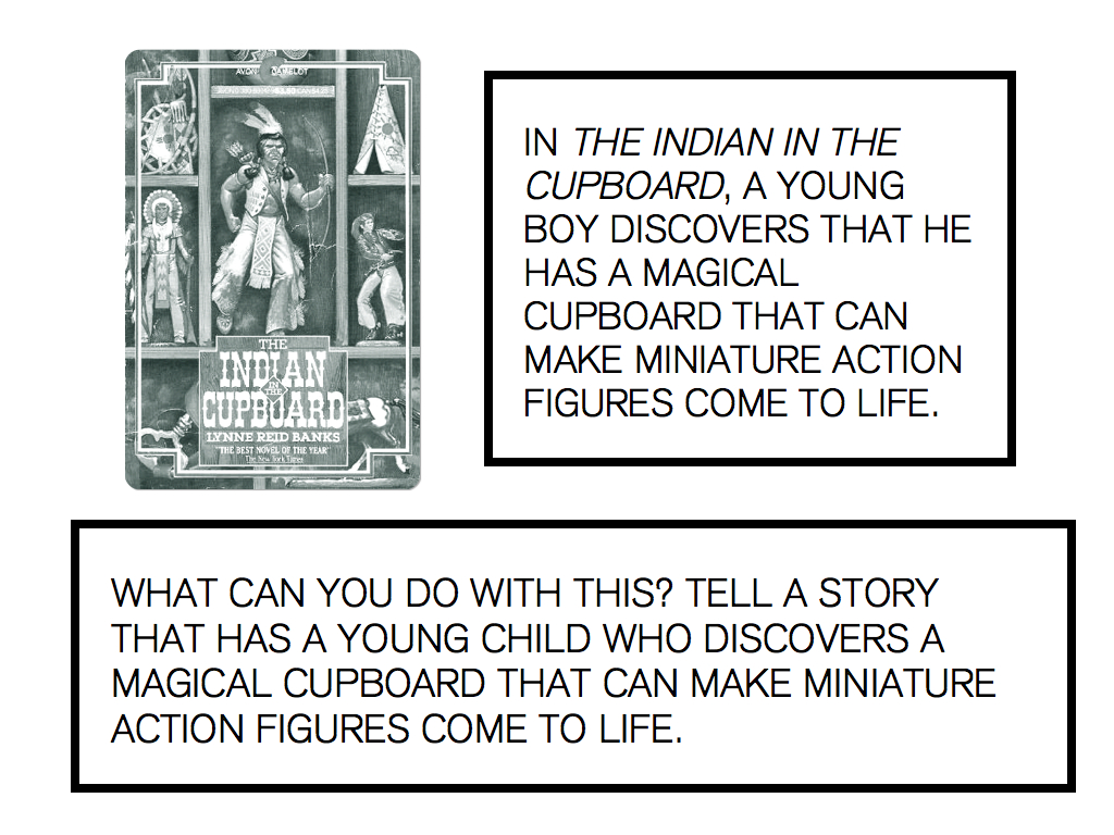 Writing Prompt :: The Indian In The Cupboard | The Indian In The - Indian In The Cupboard Free Printable Worksheets