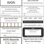 Www.youravon/colleengaffney | Avon In 2019 | Avon, Avon 2017   Free Printable Avon Flyers