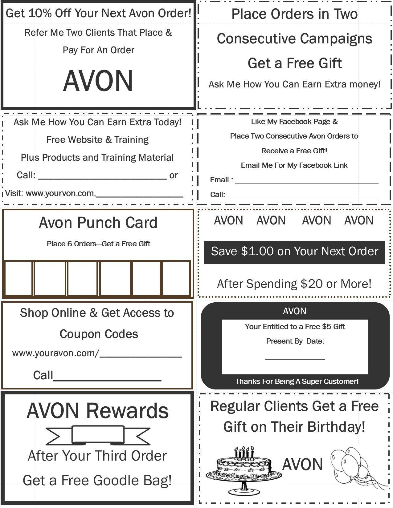 Www.youravon/colleengaffney | Avon In 2019 | Avon, Avon 2017 - Free Printable Avon Flyers
