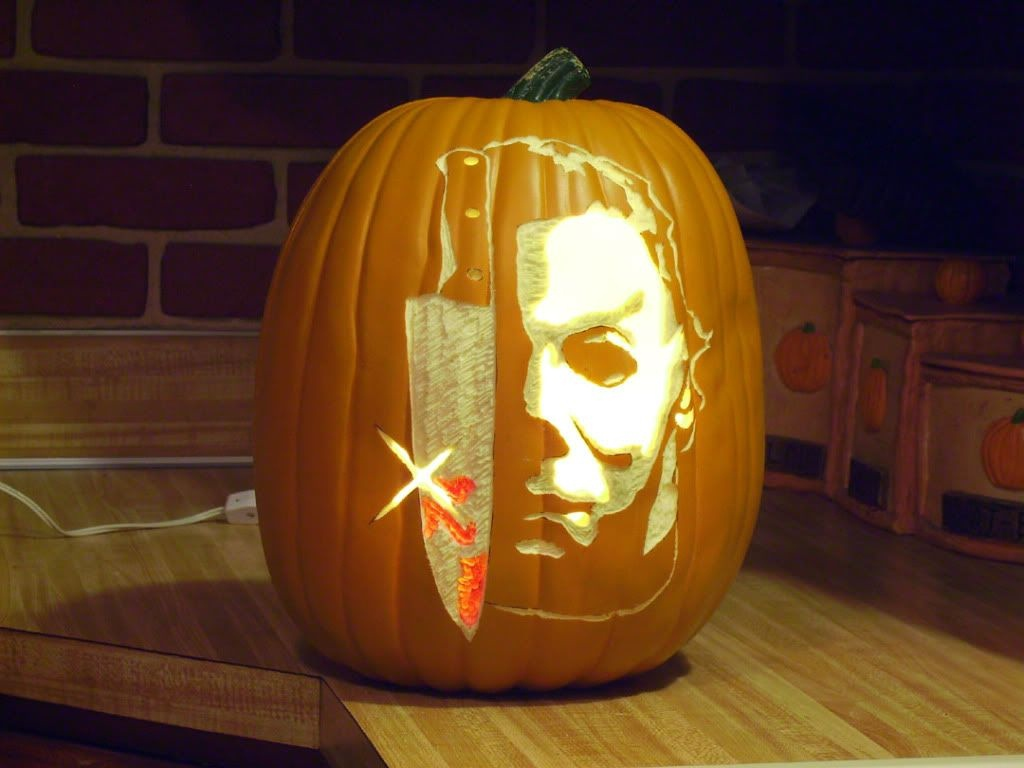 Zombie Pumpkin Templates   Here Ya Go! This Is The Pattern I Made - Free Printable Zombie Pumpkin Carving Stencils